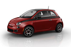Fiat Prepares US-Spec 500 for LA Debut