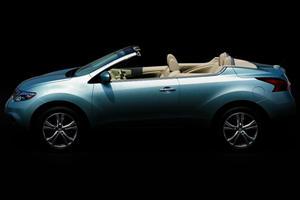 LA 2010: Nissan Murano CrossCabriolet