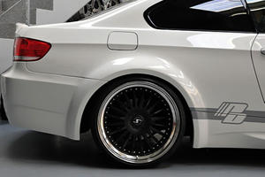 Prior Design Releases Kit for E92 BMW 3-Series Coupe