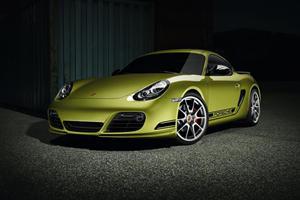 LA 2010: Porsche Cayman R