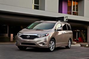 LA 2010: 2011 Nissan Quest