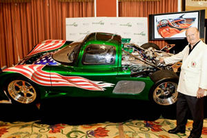 Video: Maxximus Prodigy 1st Ever Natural Gas Supercar