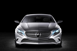 Video: Making Of The Mercedes-Benz A-Class Concept