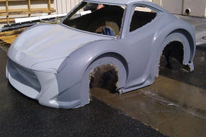 The Scion FR-S Soapbox Racer