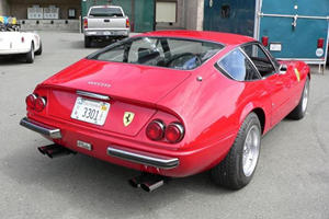 Thieves Steal And Torch A $2.5 Million Piece Of Ferrari History