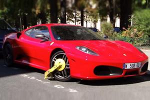 Who Would ABANDON A Ferrari Like This?