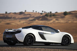 Guess Who McLaren Built This Special Edition 650S Spider For