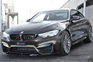 Why Does Brown Paint Look So Awesome On This M4?