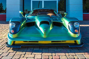 You Can Own A Copy Of This Street-Legal Race Car For $890K