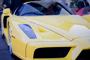 Here Are The Red Hot Supercars Of Scottsdale's Cars And Coffee