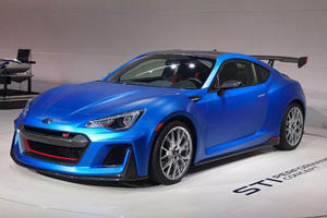Toyota May Finally Be Answering Our Calls For A Faster FR-S/BRZ