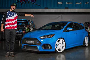 This Guy Just Received A Ford Focus RS For JUST $10
