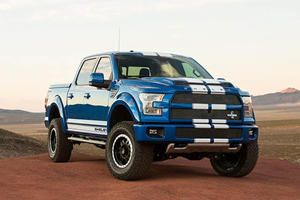 This Shelby F-150 Will Make You Forget About The Upcoming Raptor