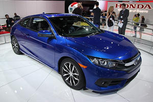 Ricers Are Gonna Love The New Honda Civic Coupe