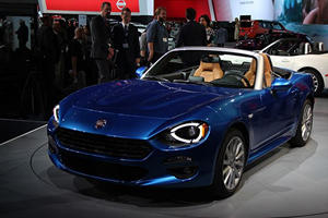 The Fiat 124 Spider Lands In LA: Think Mazda Miata With A Turbo And Sharp Italian Suit
