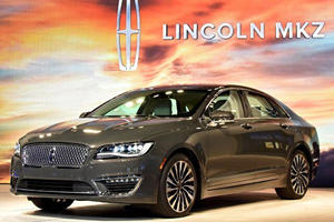 Lincoln's New MKZ Is A Gorgeous 400-HP American Hotrod