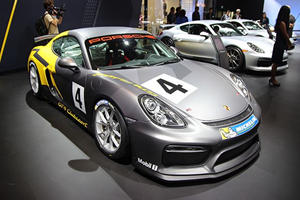 Why Buy A Supercar When You Can Destroy The Track With The Cayman GT4 Clubsport?