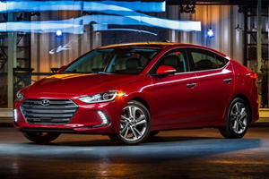 Hyundai Puts Honda On Notice With The Debut Of The All-New Elantra 4-Door