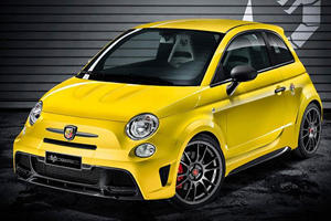 You Won't Believe How Much Abarth Want For This Hot Hatch
