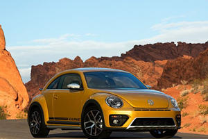 VW Wants You To Tear The Great Outdoors A New One In The Dune Beetle