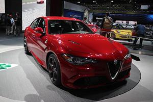 Will The Alfa Romeo Giulia Still Look As Sexy With All-Wheel Drive?