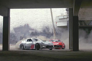 Watch These Drifters Make An Abandoned Mall Their Playground