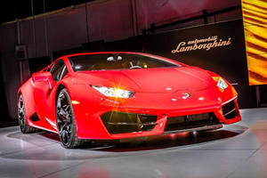 This Is Why The Rear-Wheel Drive Huracan Is The Least-Powerful Lambo Around