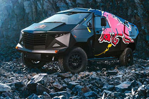 Red Bull's 'Armored' Vehicle Will Keep You Safe While You Party
