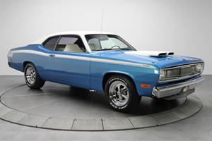 Forgotten American Muscle: Plymouth Duster 340