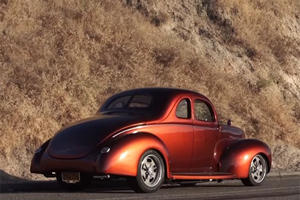 Meet The Awesome Grandmother Who Drives A Freaking Hot Rod