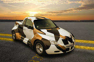 Someone Actually Put This Ridiculous Widebody Kit On Their PT Cruiser