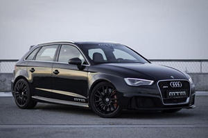 MTM's Audi RS3 Is A Sports Car In A Hatchback Body