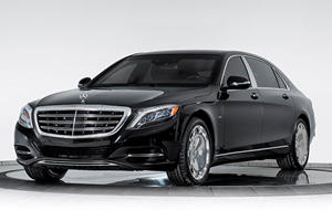 The 2016 Mercedes-Maybach S600 Just Became Armored And Untouchable