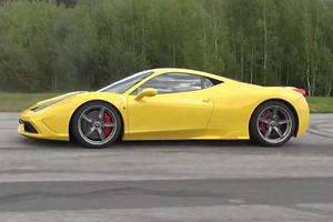 Two Hardcore Ferraris Face Off To Measure Progress