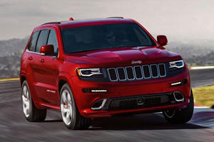 Here's Another Reason To Love The Jeep Grand Cherokee SRT