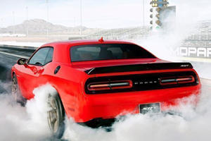 The 2025 Dodge SRT Hellcat Will Be Designed By...High School Kids?!