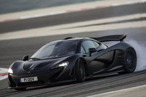 Say Goodbye To The McLaren P1 Because The Last One Has Been Built