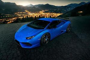 Can Novitec's 850-HP Lamborghini Huracan Make You Forget About All-Wheel Drive?