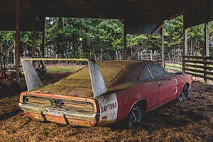 Because It Deserves A Second Chance: This 1969 Dodge Daytona Barn Find Can Be Yours