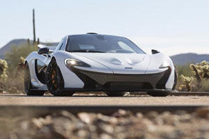 The Final US-Spec McLaren P1 Is Heading To Auction