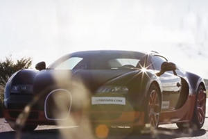 Can The Mighty Veyron Vitesse Defeat BMW's Ultimate Bike?