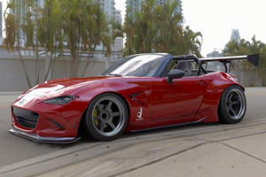 Is This Is The Most Badass Mazda MX-5 Ever Made?