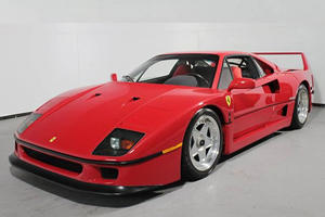 Who The Hell Sells A Ferrari F40 On eBay?!