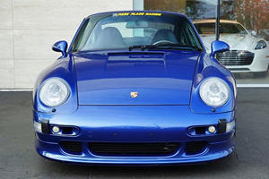 This 911 Turbo Is A Classic And A Beauty, But This Price Is Bonkers