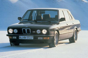 BMW M5 Evolution: The Car That Changed The World