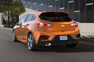 Get Excited For Detroit 2016: Hatchbacks and Crossovers