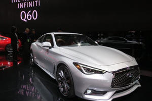 Infiniti Just Destroyed Its Boring Old Image With The Sexy, 400-HP Q60