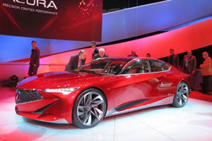 The Most Amazing New Acura Is Not Even Real