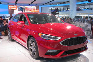 The New Ford Fusion Is Aimed Directly At Enthusiasts