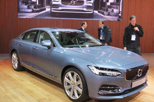 The Volvo S90 Is How The Swedish Plan To Tackle Germany